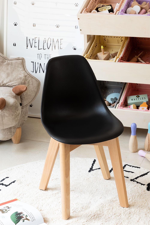 Mini Scand Nordic Kinderstoel  , galerij beeld 1
