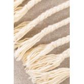 Tapijt van katoen en wol (215x125 cm) Ariana, miniatuur afbeelding 4