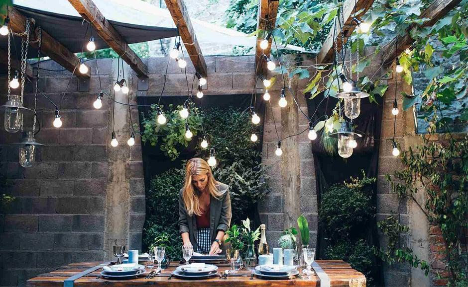 Decoração outdoor: ideias para conseguir exteriores que apaixonem