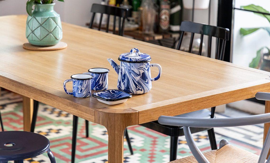 Consejos para elegir la mesa de comedor perfecta