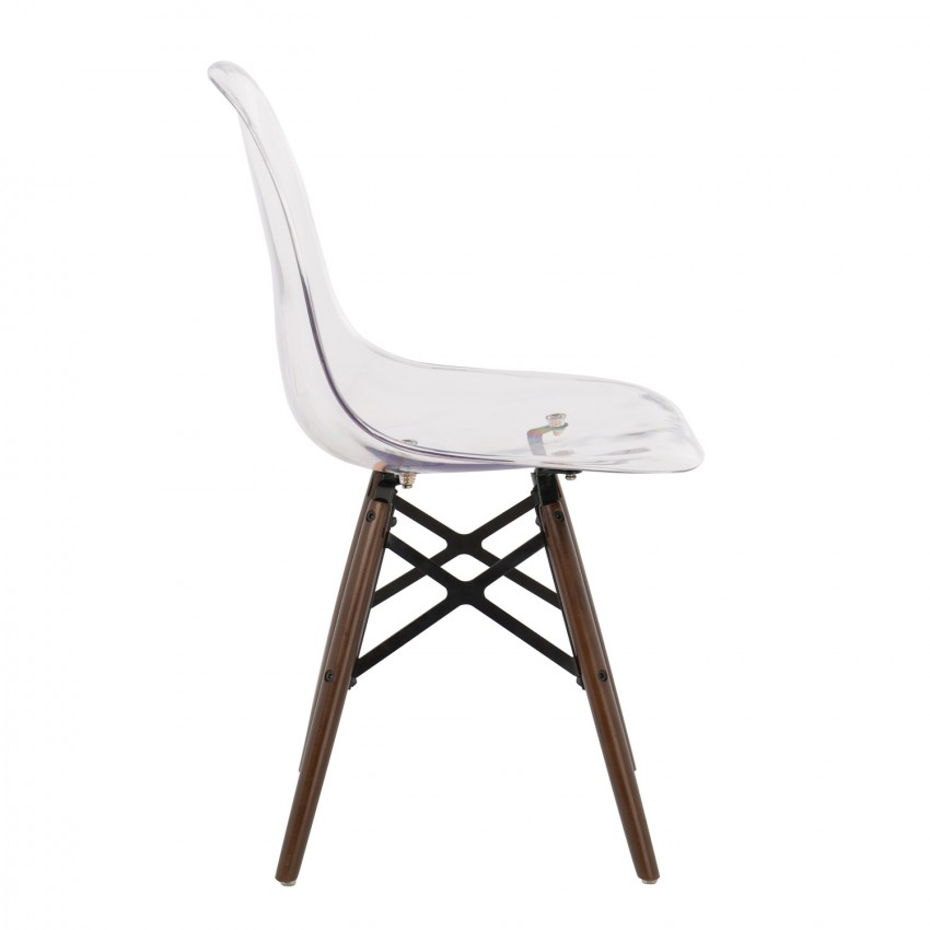 transparent ims x chair sklum united kingdom. Black Bedroom Furniture Sets. Home Design Ideas