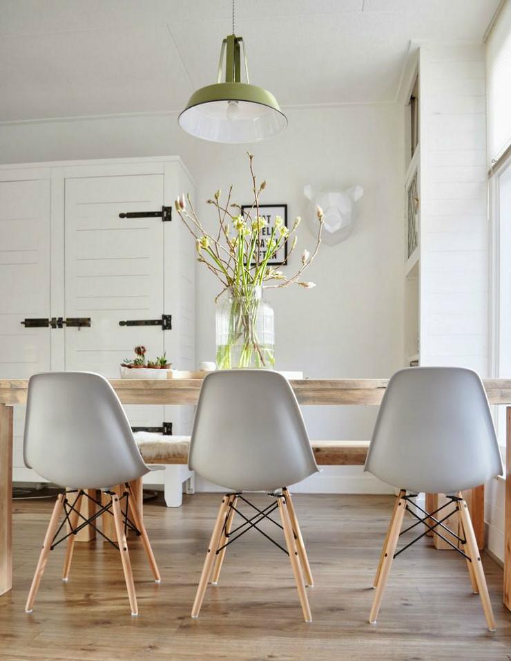 decoracin del comedor con sillas ims